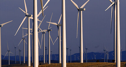 Top 10 states for clean tech