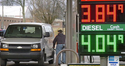 What caused Indiana's sudden spike in gas prices?