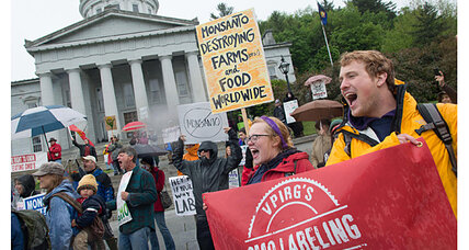Monsanto lawsuit filed by farmers over GMO wheat