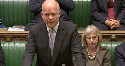 UK did not use PRISM to dodge British law, says Hague