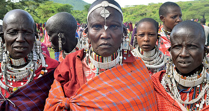 Masai herders appear victims of land deal with Dubai hunting firm