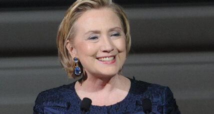 Hillary Clinton Twitter debut: Bio claims hair icon, pantsuit aficionado, SecState