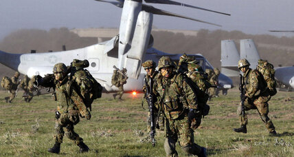 Japanese troops to converge on Calif. in unprecedented military exercise
