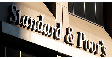 Another credit-rating downgrade for US? Less than 1 in 3 risk, says S&P. (+video)