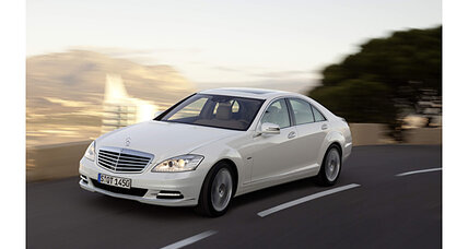 New 2014 Mercedes-Benz S Class boasts high tech features