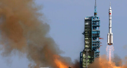 China launches fifth manned space mission, set to be its longest ever