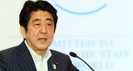 Will Prime Minister Abe save Japan's economy?