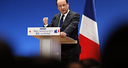 Hollande says debt crisis is 'over.' But is France really out of the woods?
