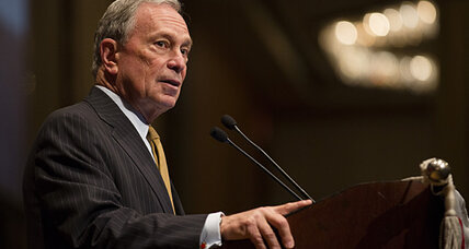 Bloomberg details NYC plan to combat climate change