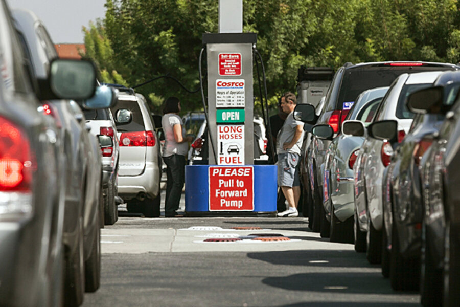 costco and gasoline are you really saving at the pump