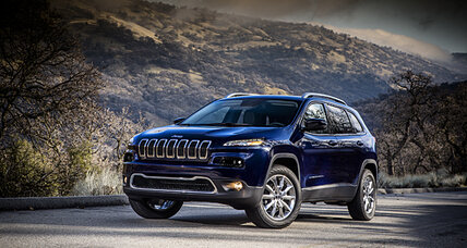 Watch out, Jeep Liberty: 2014 Jeep Cherokee boasts dramatic redesign