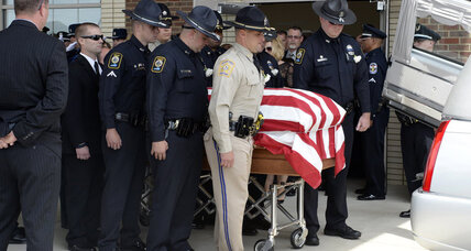 Kentucky threats: Ky. town mourning officer's death receives threats against police