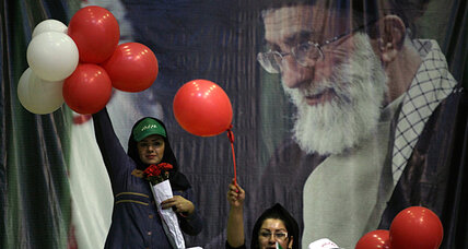 On eve of presidential vote, Iranian officials keep wary eye on US (+video)