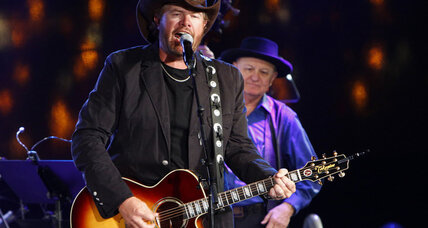 Garth Brooks and Toby Keith plan Okla. relief concert