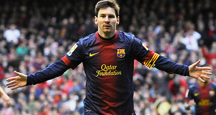 A new title for soccer star Lionel Messi: tax cheat?