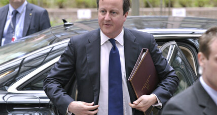 With tax evasion on G8 agenda, Cameron eyes Britain's own havens