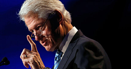 Did Bill Clinton goad Obama into stepping up in Syria?