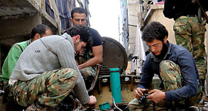 US to start arming Syrian rebels, but will it make much difference?