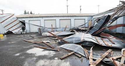 McMinnville tornado: Weather Service confirms Oregon tornado