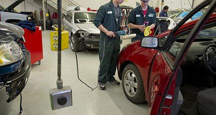 Hybrid repair costs drop, especially in the Northeast