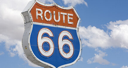 Can electric cars save Route 66?