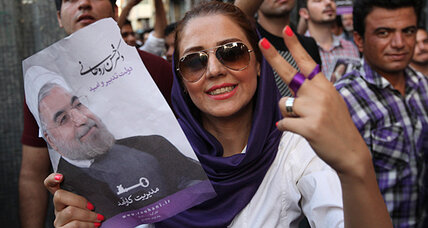 Hassan Rohani is Iran's next president. What will change?