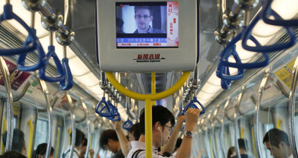 Poll: Hong Kongers would not back extradition of Edward Snowden