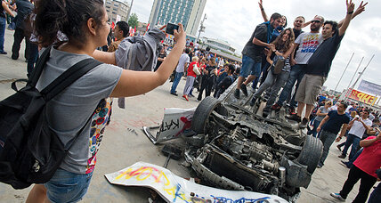 Turkey's protests reveal conflicting visions of society