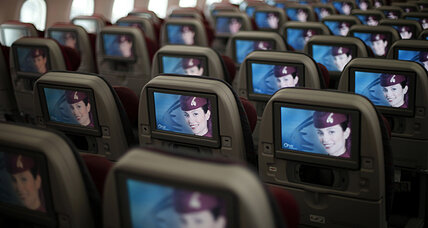 First-class ticket: more legroom, more emissions