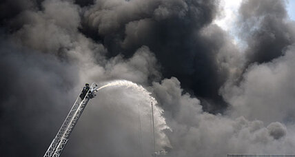 Why firefighter deaths have hit historic lows