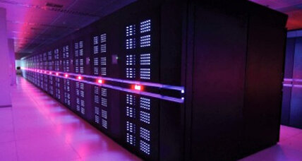 China supercomputer clocks in as world's most powerful