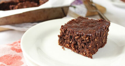 Unbelievable gluten-free coconut brownies