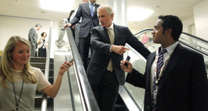 Immigration reform: Senate Republicans on the cusp of buying in?