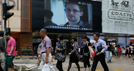 Edward Snowden a hero to many young Americans, poll suggests