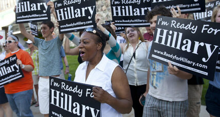 'Ready for Hillary': Are Democrats behaving like Republicans?