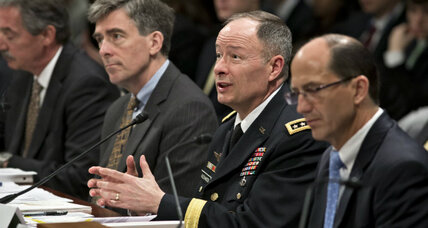 NSA chief: Snooping helped thwart 50 terrorist attacks in 20 countries (+video)