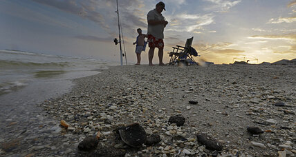 BP ends cleanup of oil spill in Gulf of Mexico