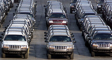 Jeep recall: Chrysler refuses, then caves to feds' call for inspecting 2.7 million Jeeps
