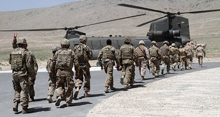 Bagram Air Base attack: Four US soldiers killed as US seeks talks with Taliban