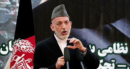 As Karzai blusters over Taliban, more trouble in Afghanistan