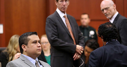 George Zimmerman trial: Second Amendment bubbles beneath jury selection (+video)
