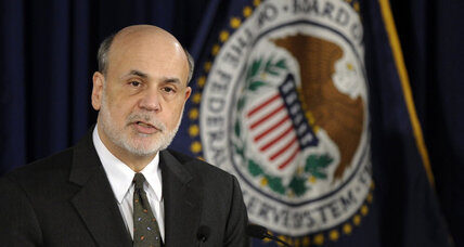 Bernanke lets Wall Street down easy: Stimulus to end, but not yet