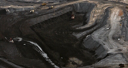 Record US coal exports fuel climate change debate