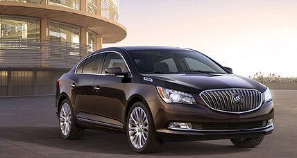 2014 Buick LaCrosse to cost drivers $34,060