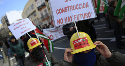 How the most unemployed part of Spain is pushing back against Madrid