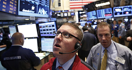 Stocks in tailspin as China adds to Federal Reserve worries