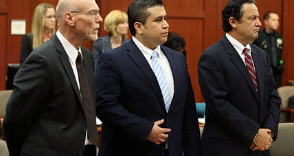 Zimmerman jury of peers is jury of (mostly white) women