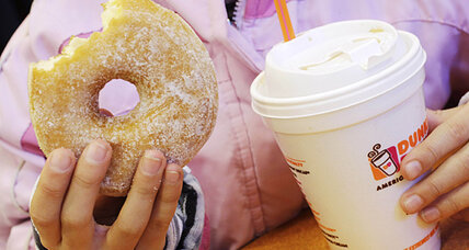 Dunkin' Donuts jumps on gluten-free trend