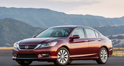 2014 Honda Accord Hybrid hits stores this fall
