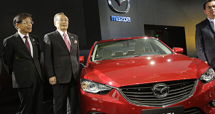 Mazda to reveal new car via Microsoft Xbox Live
